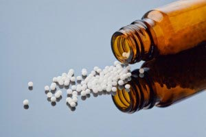 Homöopathie. Globuli als alternative Medizin