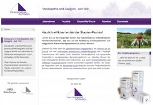 Staufen Pharma GmbH CoKG