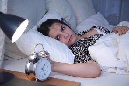 schlafprobleme Schlafstörung