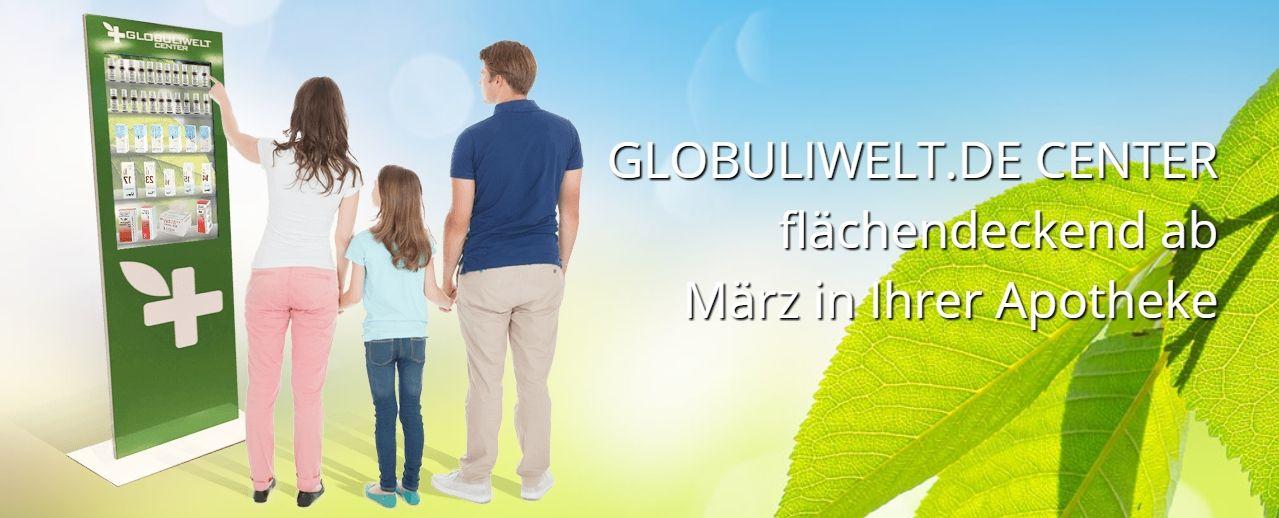 globuliwelt center start