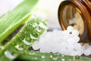 Homöopathie bei Beschwerden
