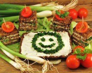 Betrachtungsweise der Lebensmittel