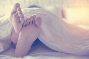 Ein gesunder Schlafplatz