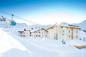 Maiensee Ski- & Wellness Hotel St. Christoph am Arlberg / Tirol - Aussenansicht