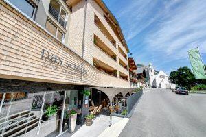 Das Schäfer Berghotel Fontanella - Aussenansicht