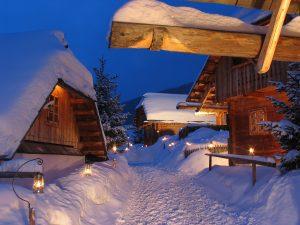Almdorf Seinerzeit Hotel Patergassen - Winter