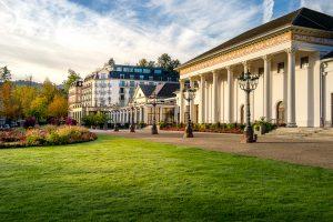 Dorint Maison Messmer Hotel Baden Baden - Kurhaus bei Tag