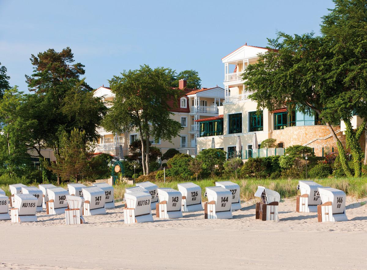 Travel Charme Hotel Bansin - Strand