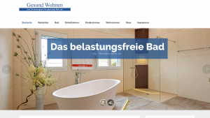 Neues Online-Magazin zum Thema gesundes Wohnen gestartet