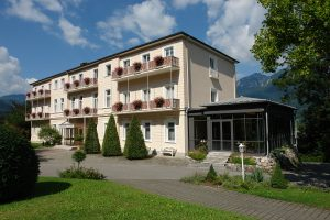Kurhotel Alpina in Bad Reichenhall (Bayern/Deutschland)