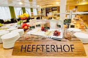 Heffterhof Hotel Salzburg - Frühstücksbuffet